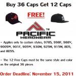 Buy 36 Caps Get 12 Free!